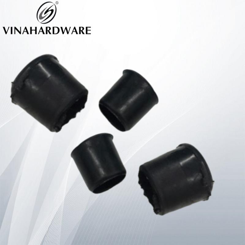 Nút nhựa cho ống 16mm, nhựa nguyên sinh, màu đen VNH2208377