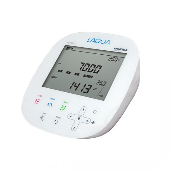 Máy đo pH/ thế ôxy hóa-khử (ORP)/ ion để bàn Horiba PH1300