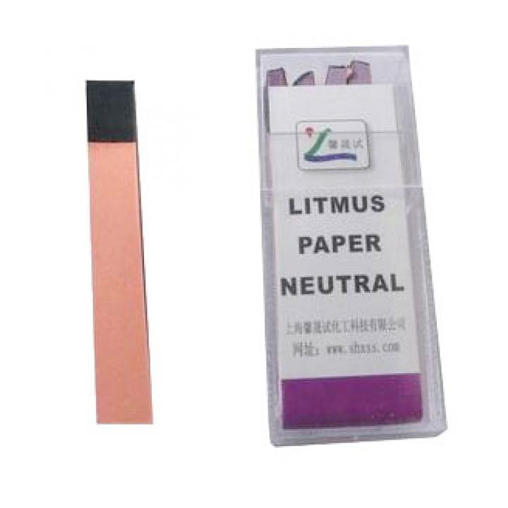 Giấy quỳ tím 5 tệp, Neutral Limus Paper Newstar D-GT-NSR-NLP-5  (100 tờ/tệp)