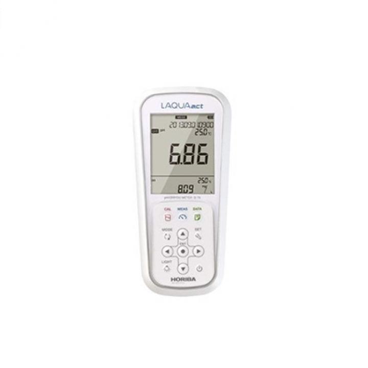 Máy đo pH/ORP cầm tay Horiba D-75A-K