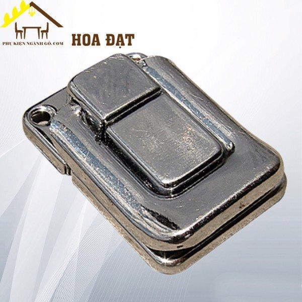 Chốt khóa tủ gỗ móc vuông lớn KT049B