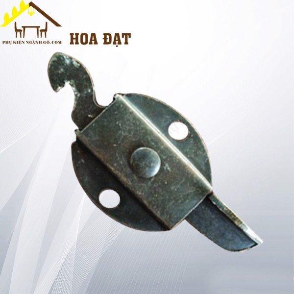 Chốt móc khóa gài cửa hình con chim màu đồng cổ DC2138