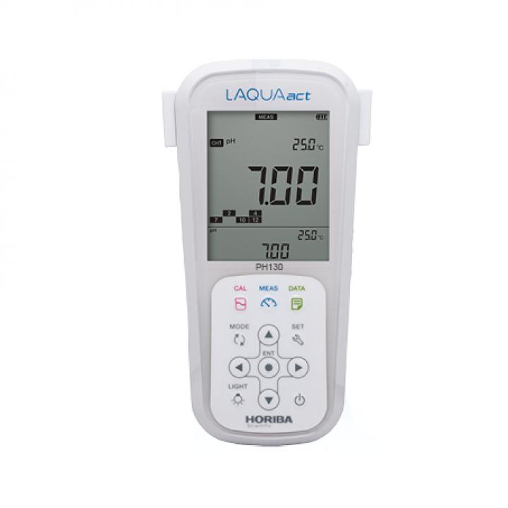 Máy đo pH/ thế ôxy hóa-khử (ORP) / ion cầm tay Horiba PH130