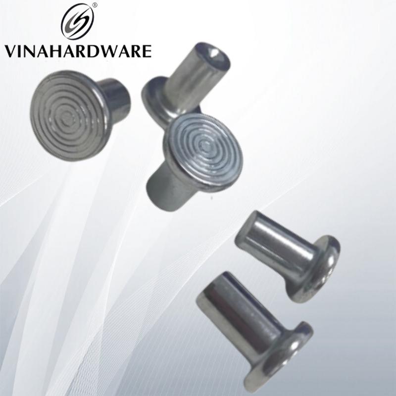 Chốt sắt có vân tròn 8x15 đầu 14, đặc ruột có xi VNH2208345X (kg)