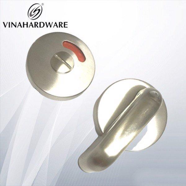 Khóa gạt gài cửa vách ngăn toilet nhà vệ sinh SP000188
