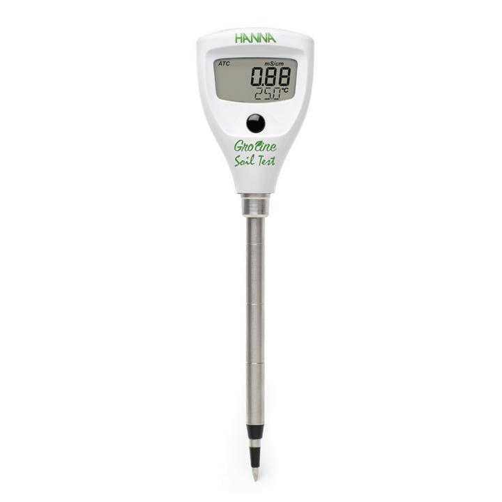 Bút đo độ dẫn trực tiếp trong đất ec Hanna HI98331