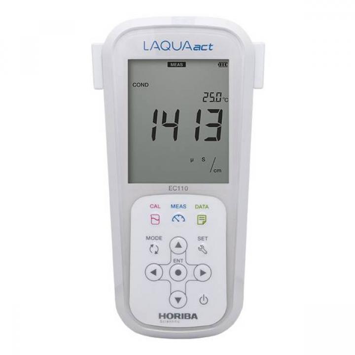 Máy đo độ dẫn/ điện trở/ tổng hàm lượng chất rắn hòa tan (TDS) cầm tay Horiba EC110