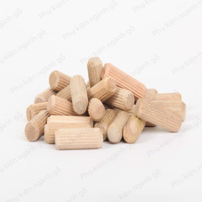 Chốt gỗ thẳng (nhiều loại) DW0625 (kg)