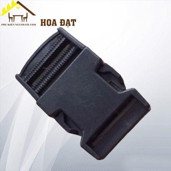 Chốt khóa nhựa dùng cho dây đai rộng 30mm SP002592