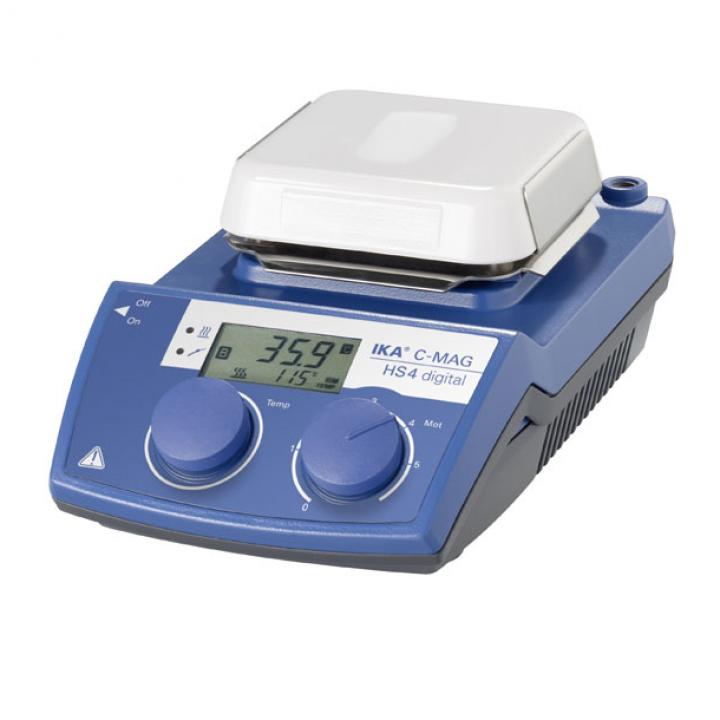 Máy khuấy từ gia nhiệt C-MAG HS 4 IKA 3581000