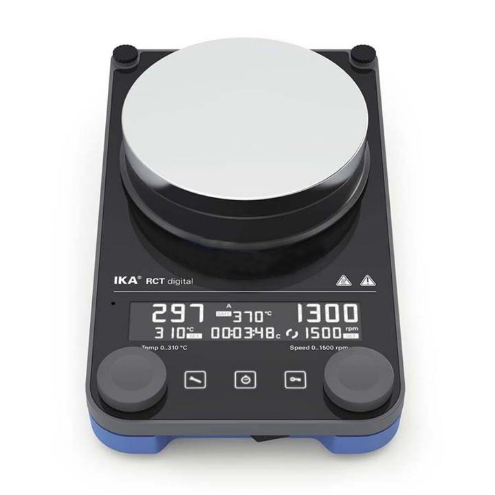 Máy khuấy từ gia nhiệt Plate (RCT digital) IKA 25004601