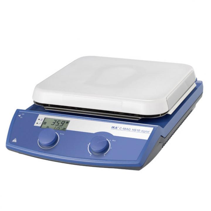 Máy khuấy từ gia nhiệt C-MAG HS 10 digital IKA 4240400