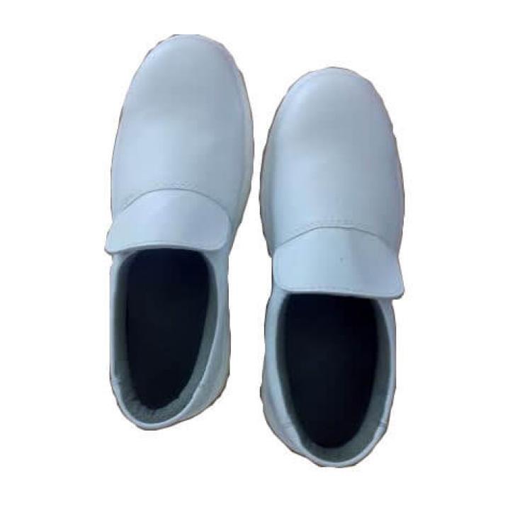 Giày phòng sạch chống tĩnh điện mũi sắt, đế sắt