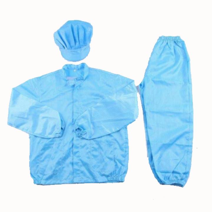 Bộ quần áo rời phòng sạch chống tĩnh điện