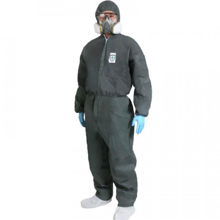 Quần áo phòng sạch dùng một lần chống dịch, chống tĩnh điện hàn quốc