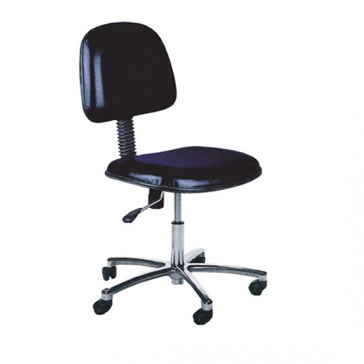 Ghế chống tĩnh điện phủ da PU
