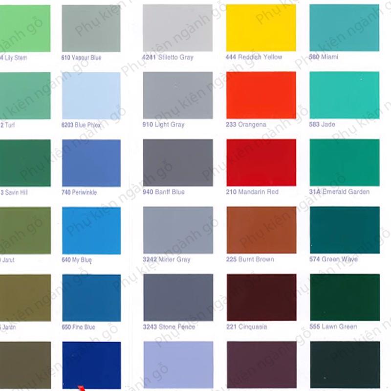 Hệ sơn cao cấp nhanh khô quy trình 3 lớp sơn GOLDPAINT (kg)