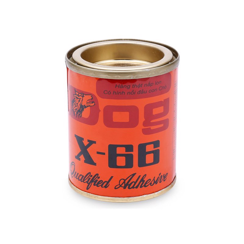 Keo con chó X66 (nhiều cỡ) GX66Y200
