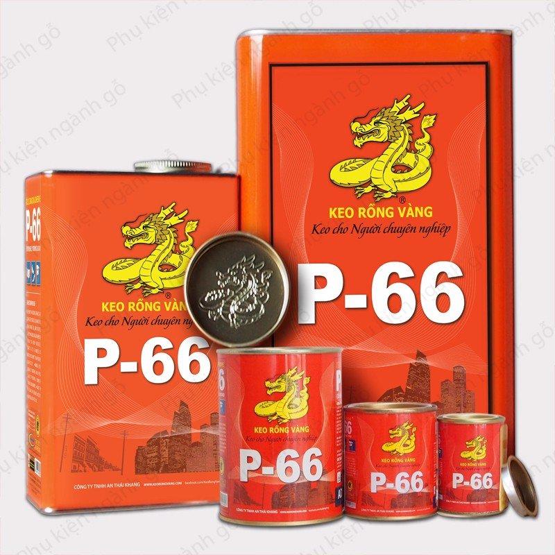 Keo dán hiệu con rồng vàng (nhiều loại) P66