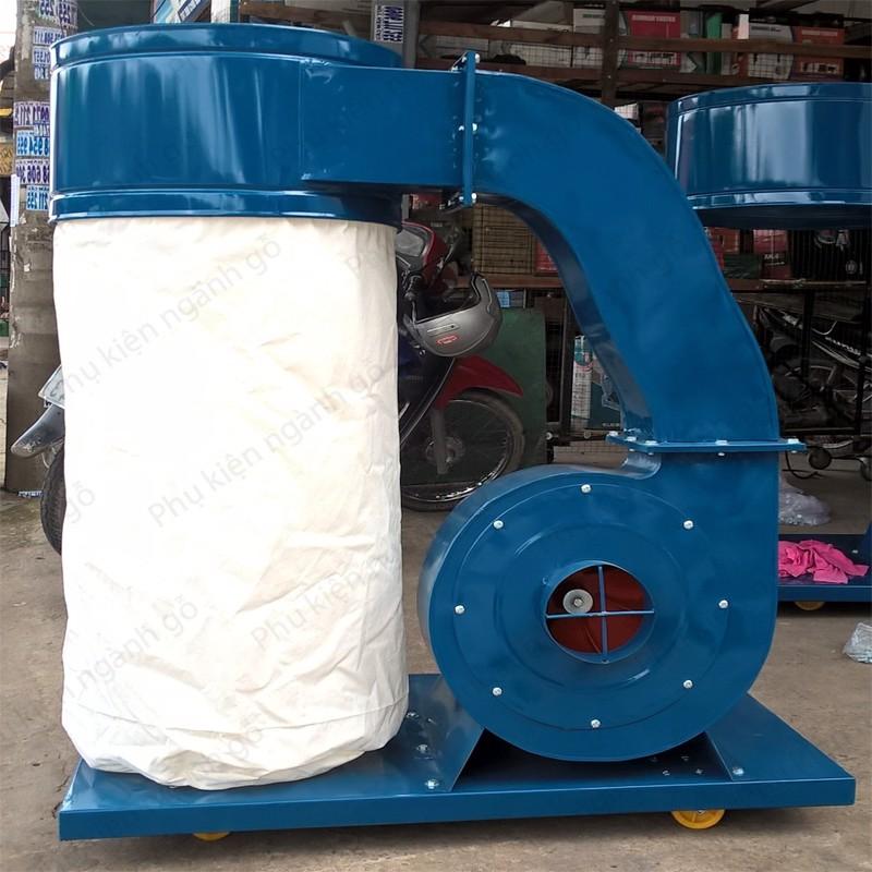 Máy hút bụi di động loại một túi vải lưu lượng 800m3/h SP002264