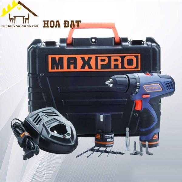 Máy khoan pin Maxpro 12V MPCD12V