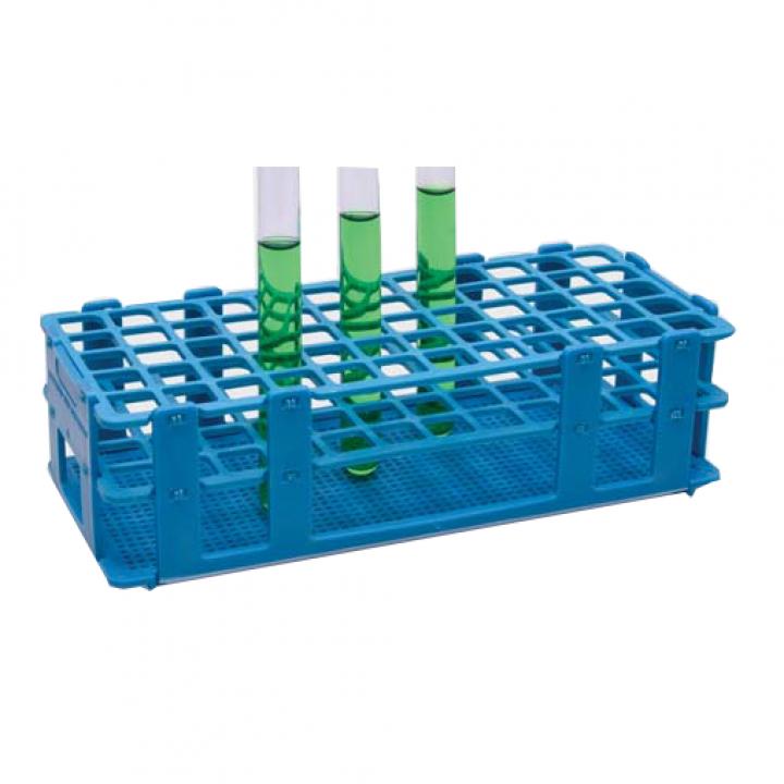Giá ống nghiệm nhựa Dinlab 40 vị trí F20mm