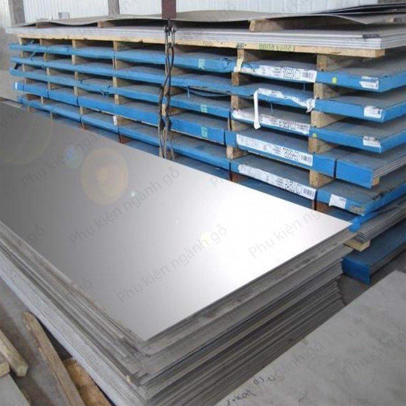 Tấm inox 304 vật liệu gia công (nhiều kích thước) TTI3042BT1 (tính kg)