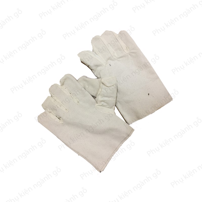 Găng tay Kaki bạt SP001291 (cặp)