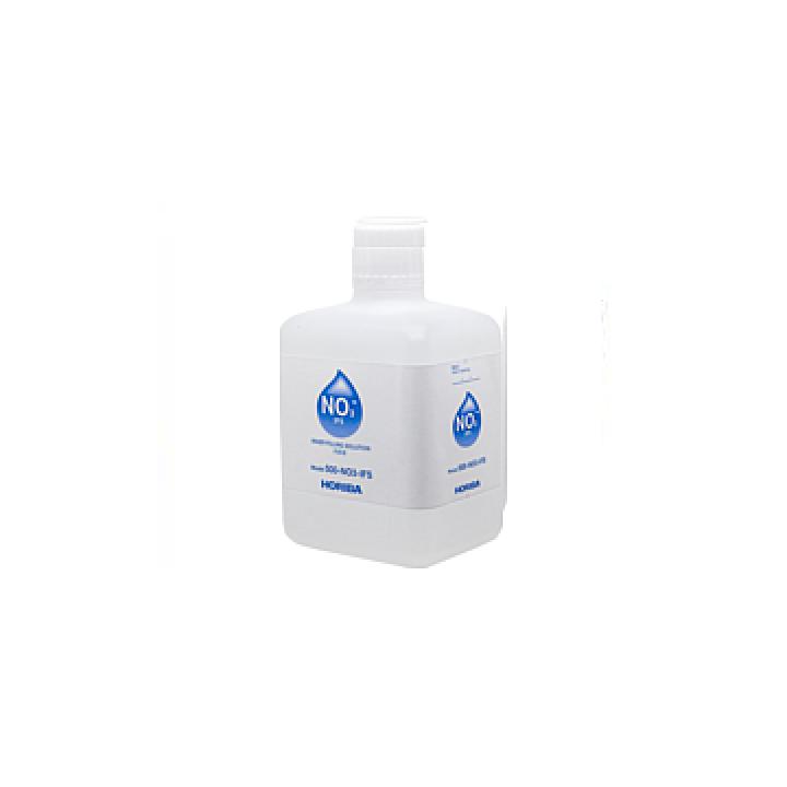 Dung dịch châm điện cực Nitrat, 500mL Horiba 500-NO3-IFS