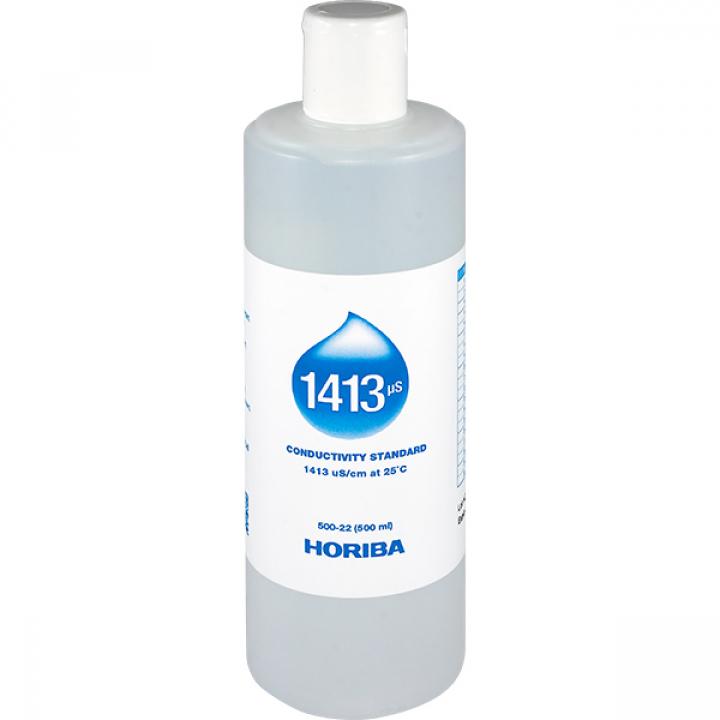 Dung dịch chuẩn độ dẫn 1413 uS/cm Horiba 500-22 500ml
