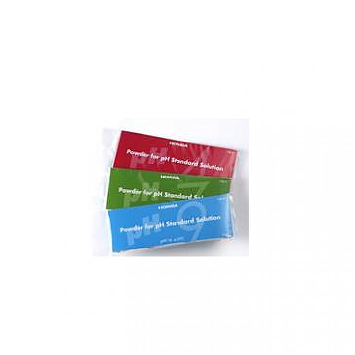 Chất chuẩn pH4 dạng bột, 10 gói/bộ Horiba 150-4