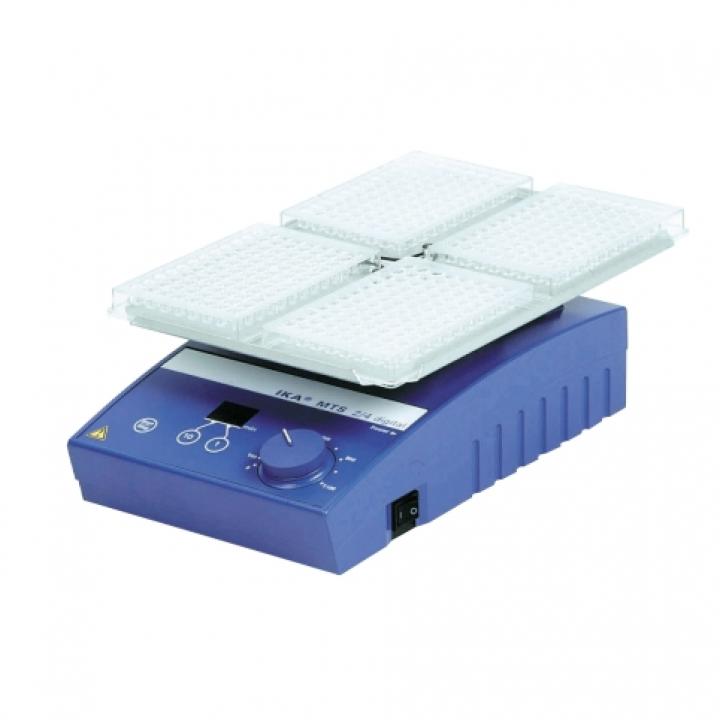 "Máy lắc đĩa Microtiter ""MTS 2/4 digital"" IKA 3208000"