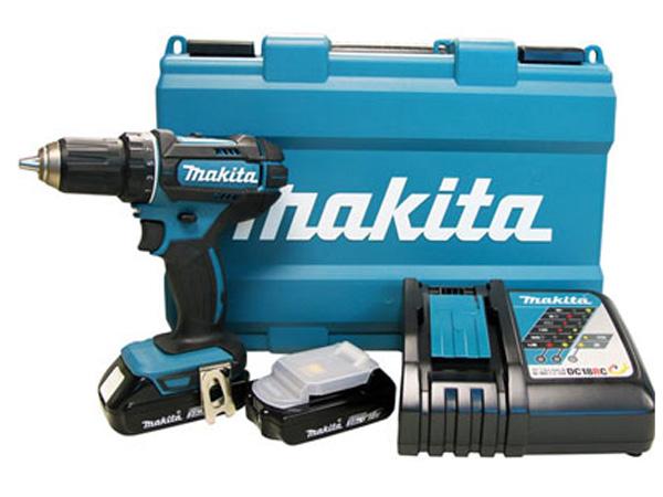 Máy khoan vặn vít dùng pin Makita DDF482RAE