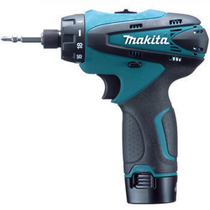 Máy khoan vặn vít dùng pin Makita DF030DWE