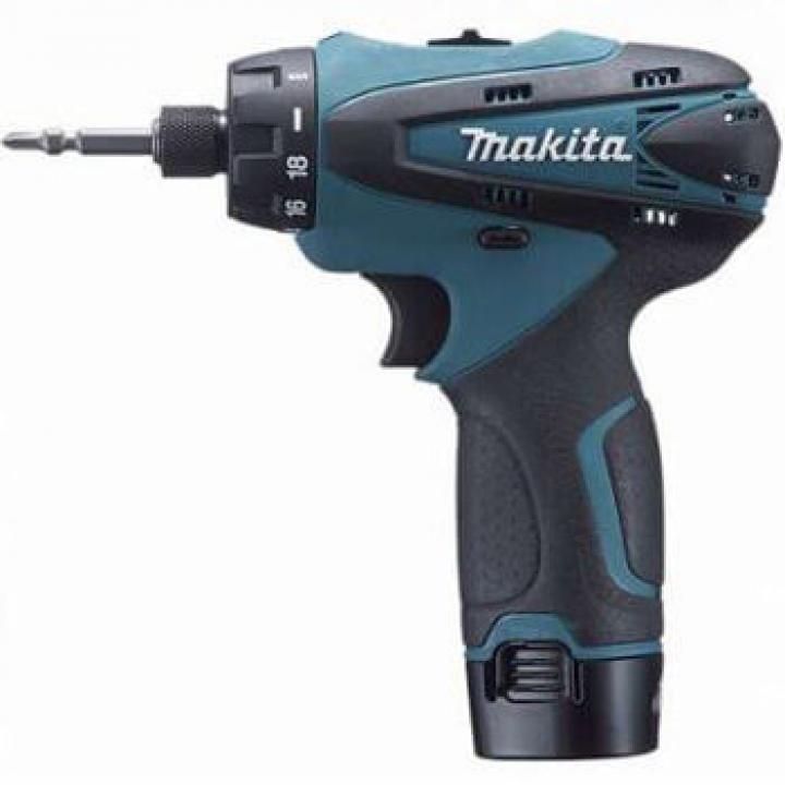 Máy khoan vặn vít dùng pin Makita DF030DZ