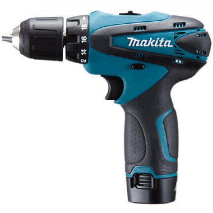 Máy khoan vặn vít dùng pin Makita DF330DWE