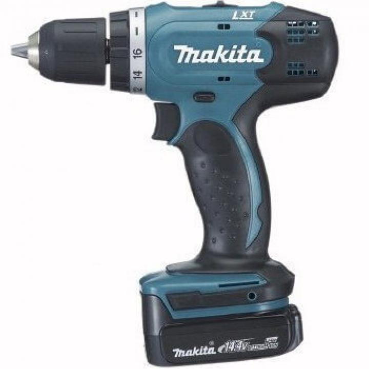 Máy khoan vặn vít dùng pin Makita DDF343RFE