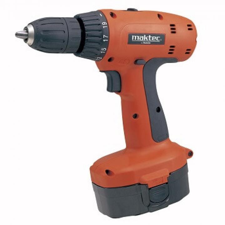 Máy khoan vặn vít dùng pin Maktec MT065SK2N