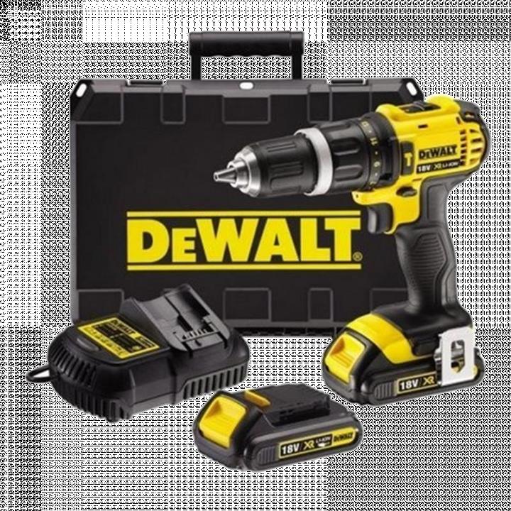 Máy khoan vặn vít động lực pin DeWALT DCD785D2-B1