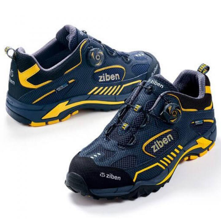 Giày bảo hộ lao động Ziben ZB-163