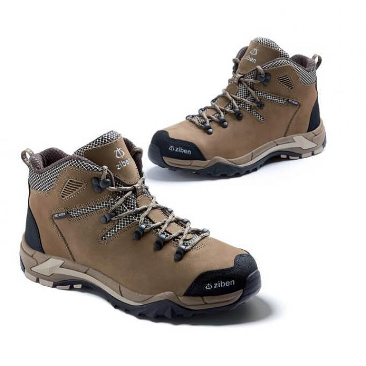 Giày bảo hộ lao động Ziben ZB-186
