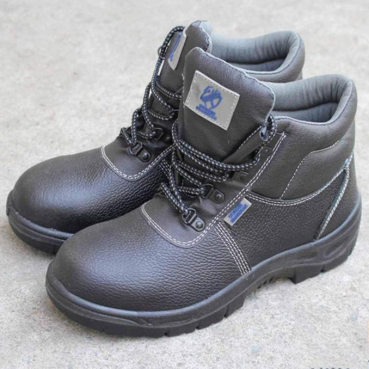 Giày bảo hộ lao động Worker Guardian cổ cao (size 41)