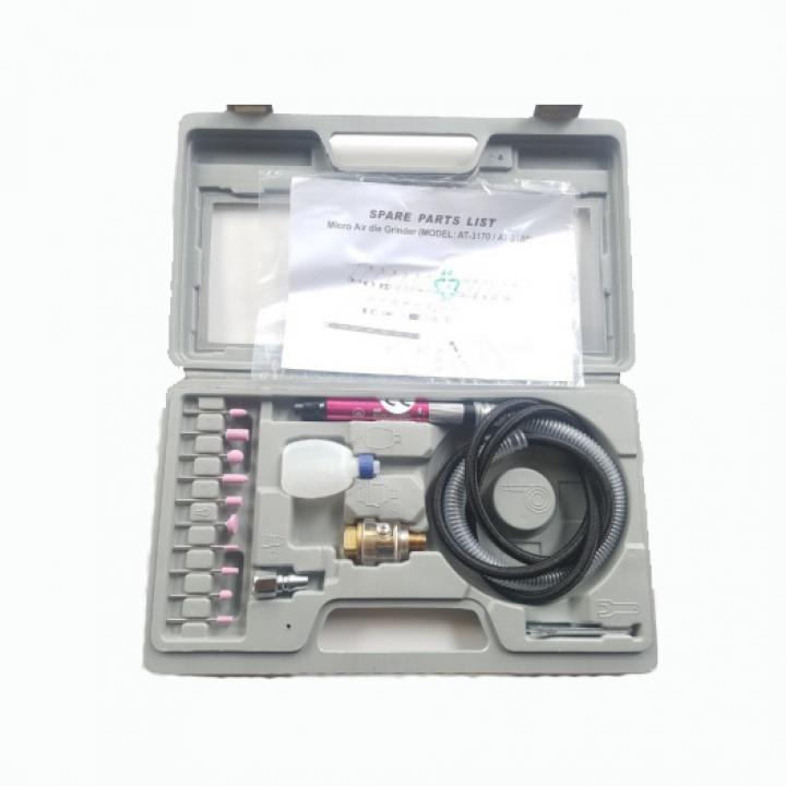 3mm Bộ máy mài khuôn hơi HYMAIR AT-010K