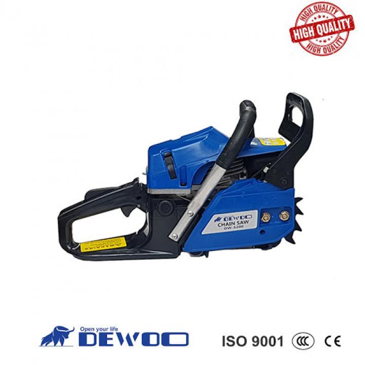 Máy cưa xích (xăng) DEWOO DW-4500