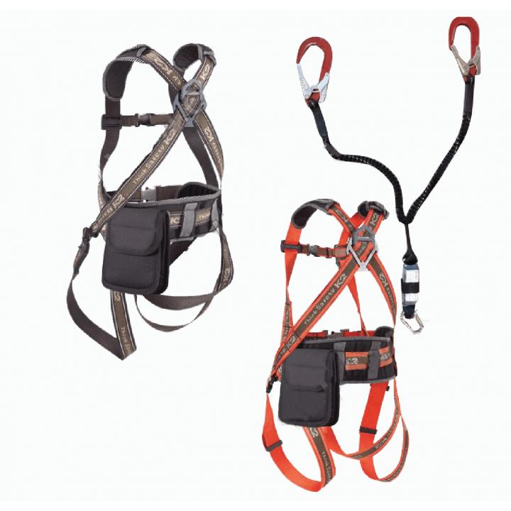Dây đai an toàn toàn thân 2 móc K2