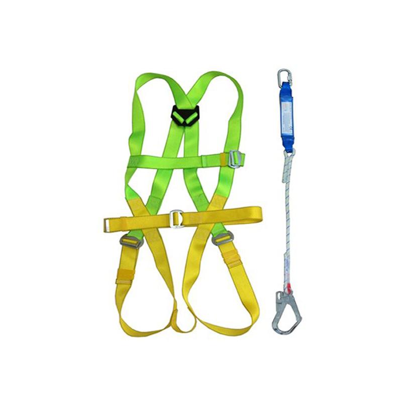 Dây an toàn toàn thân và dây treo giảm sóc 1 móc thép ADELA H4501+EW31