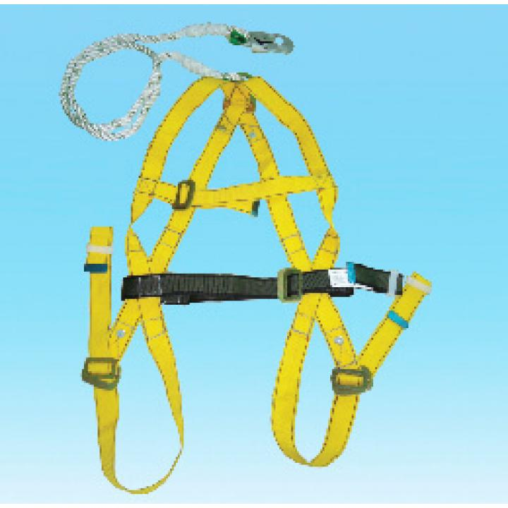 Dây đai an toàn 1 móc nhỏ D.051 (móc inox)