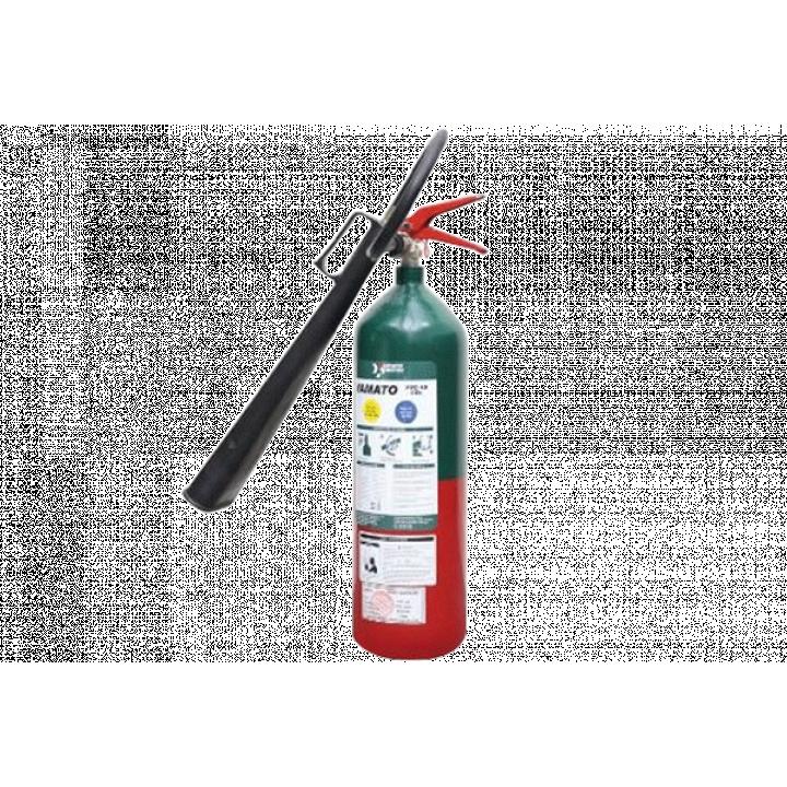 Bình chữa cháy khí CO2 Yamato Protec YVC-10 II 4.6 Kg