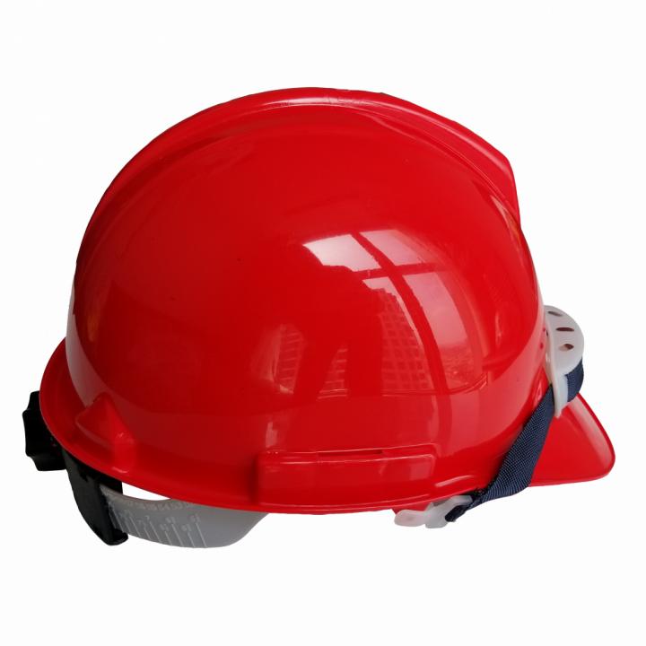 Nón bảo hộ lao động (có nút vặn) Thuỳ Dương N40 đỏ