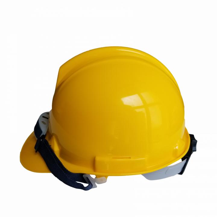 Nón bảo hộ lao động (có nút vặn) Thuỳ Dương N40 vàng